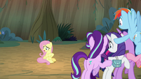 "Fluttershy ""if everypony likes me again"" S8E13"