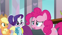 Pinkie Pie disappointed S8E1