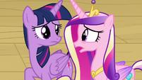 Princess Cadance -that doesn't even make sense- S7E22