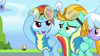 Rainbow 'Yes ma'am!' S3E07