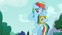 Rainbow --the colors would match my mane-- S6E15