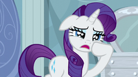 "Rarity ""can't bear to see Fluttershy cry"" S5E5"