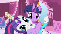 Rarity 'crush doesn't even begin to describe it' S4E13