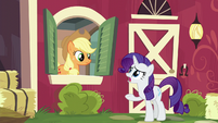 Rarity --the last chore on the schedule-- S6E10
