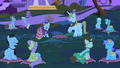 Rarity and Blueblood at the garden S1E26.png