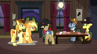 Silverstar beckons ponies into action S5E6