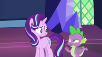 "Spike ""seem like the 'friendship' type"" S7E26"