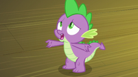 Spike -until the barn's finished!- S8E10
