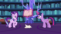 Starlight -judge a book by its cover just this once- S7E14