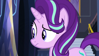 Starlight Glimmer interrupted by Fluttershy S6E21