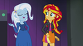Trixie gloating about Sunset Shimmer's failure EG2.png