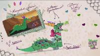 Twilight, Rainbow, and Rarity's dragon outfit RPBB3