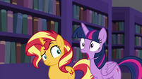 Twilight Sparkle's mouth hanging open EGFF