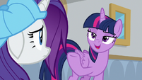 "Twilight Sparkle ""I have a plan"" S8E16"