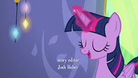 Twilight Sparkle --everypony will feel better-- S6E22