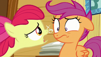 "Apple Bloom ""And even if we do"" S6E4"