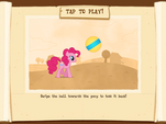 Ball Bounce minigame instructions MLP Game