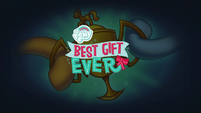 Best Gift Ever animated shorts title card BGES1