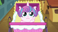 Flurry Heart reaching up to Twilight S7E3