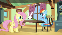"Fluttershy ""I'm not sure"" S6E11"
