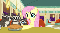 Fluttershy --they were more than willing to help-- S6E9