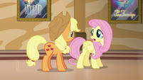 Fluttershy --your history with Flim and Flam-- S6E20