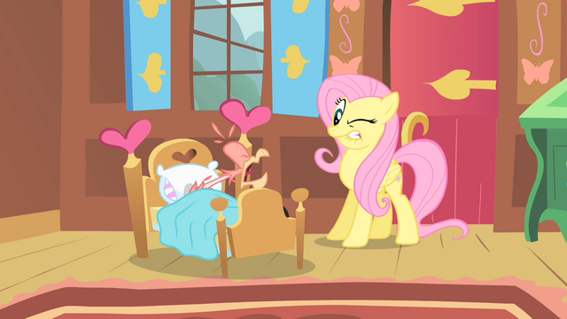 File:Fluttershy and coughing Philomena S01E22.png