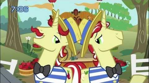 """Japanese """"The Flim Flam Brothers Song"""" - My Little Pony Tomodachi wa Mahou (S2E15)"""