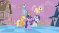 Main ponies Sans Pinkie Pie Shock S2E2.png