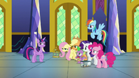 Mane Six have emotional heart-to-heart S9E26