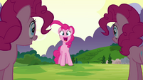 Pinkie Pie 'An unprecedented and massive undertaking!' S3E03