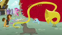 Pinkie Pie -the goof-off is off!- S4E12
