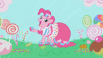 Pinkie Pie in her gala dress S01E14