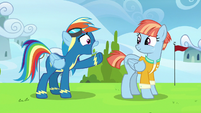 Rainbow Dash -mom, please!- S7E7