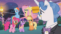 Rainbow Dash forget them S2E9