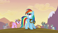 Rainbow Dash noticing Fluttershy S2E22.png