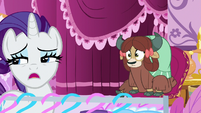 Rarity dislikes Earth tones S9E7