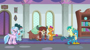 Smolder and Yona get into an argument S8E1