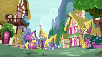 Starlight Glimmer calls out to Pinkie Pie S6E25