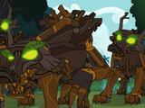 Timberwölfe