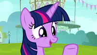 "Twilight ""great that you're learning a new skill"" S8E18"