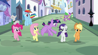 "Twilight ""send scrolls in such a hurry"" S9E1"