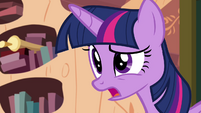 Twilight -can you repeat any of my lesson-- S4E21