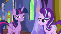 Twilight Changeling --I think he missed a meal-- S6E25