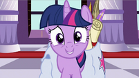 Twilight Ready for Her Test S3E1