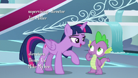 "Twilight Sparkle ""Celestia helped us"" S8E7"