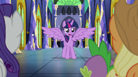 "Twilight Sparkle ""it all might be ending"" S9E26"