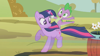 Twilight bigger mane flow S1E13