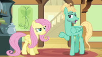 Zephyr agrees to Fluttershy's conditions S6E11