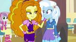 Adagio y trixie